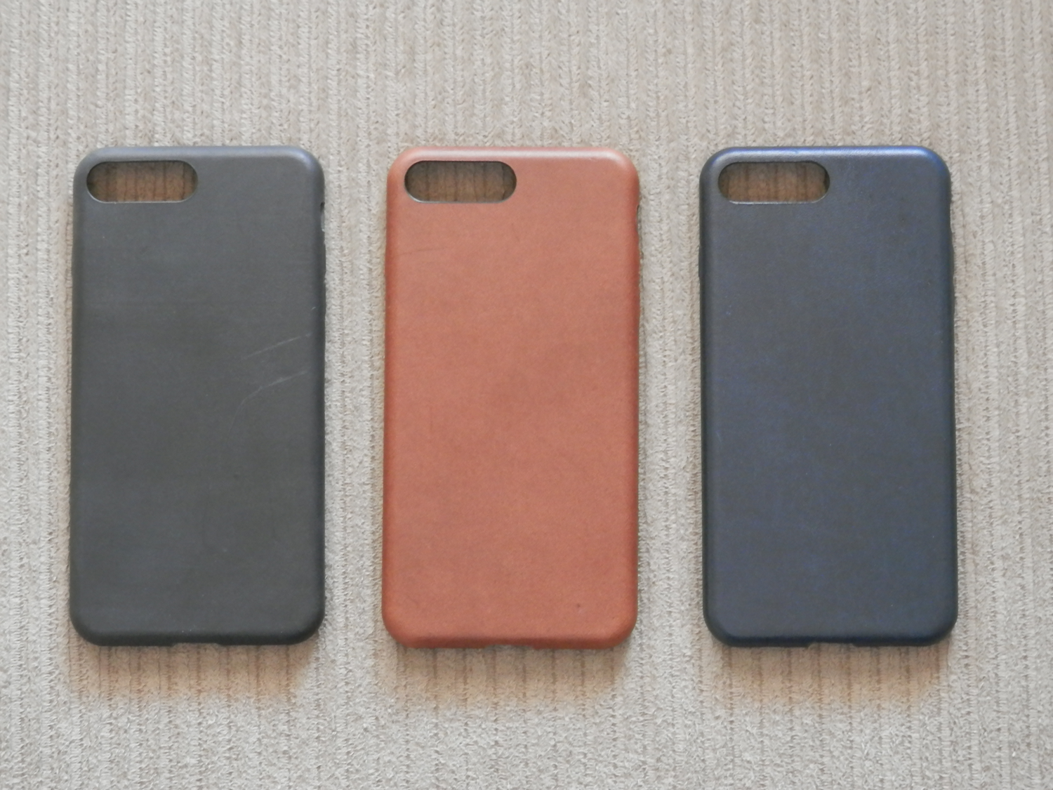 official photos 4fec7 50ac2 Nomad's Horween leather case for iPhone crosses luxury with protection