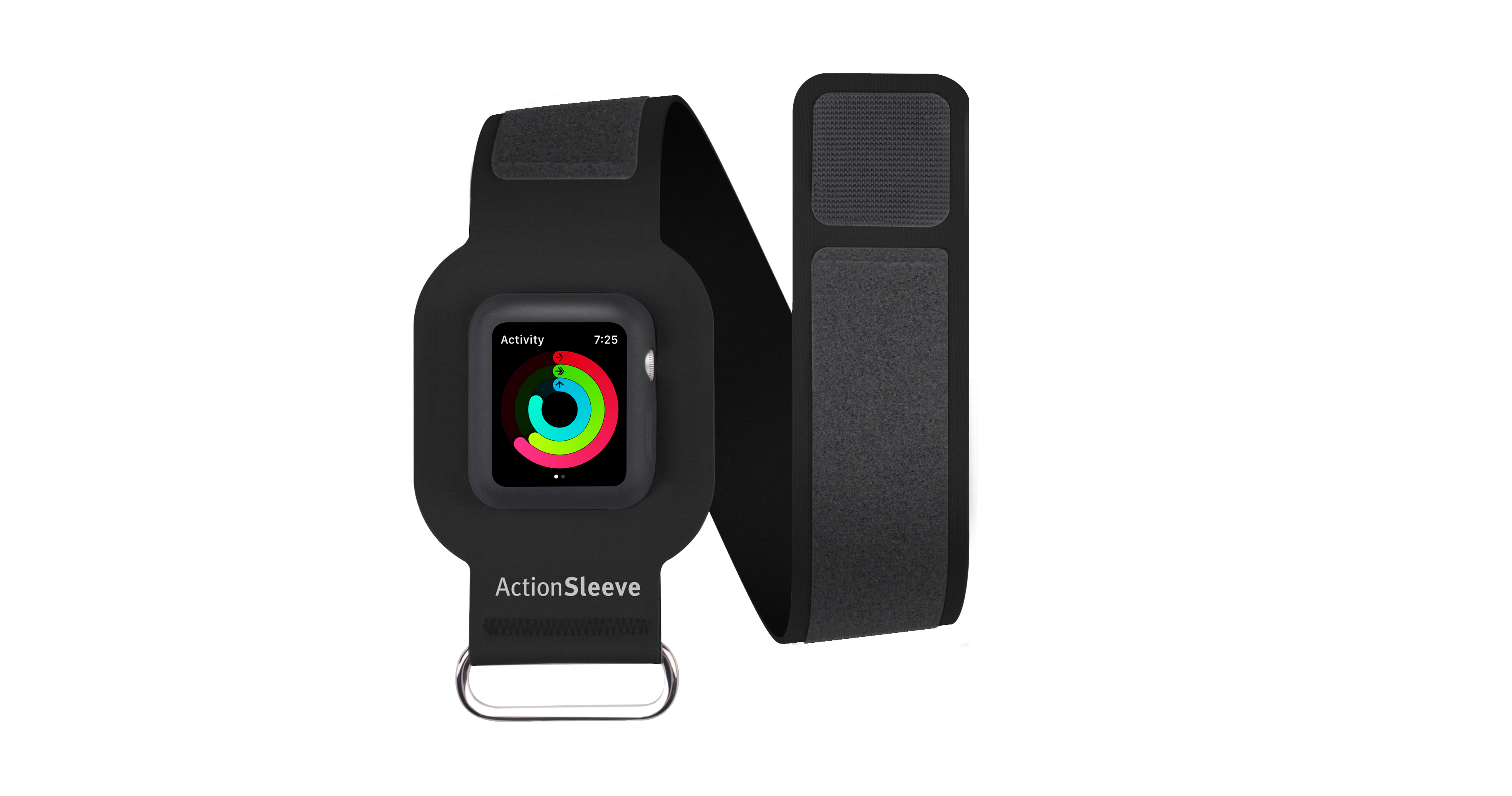 Twelve South ActionSleeve Black 42mm