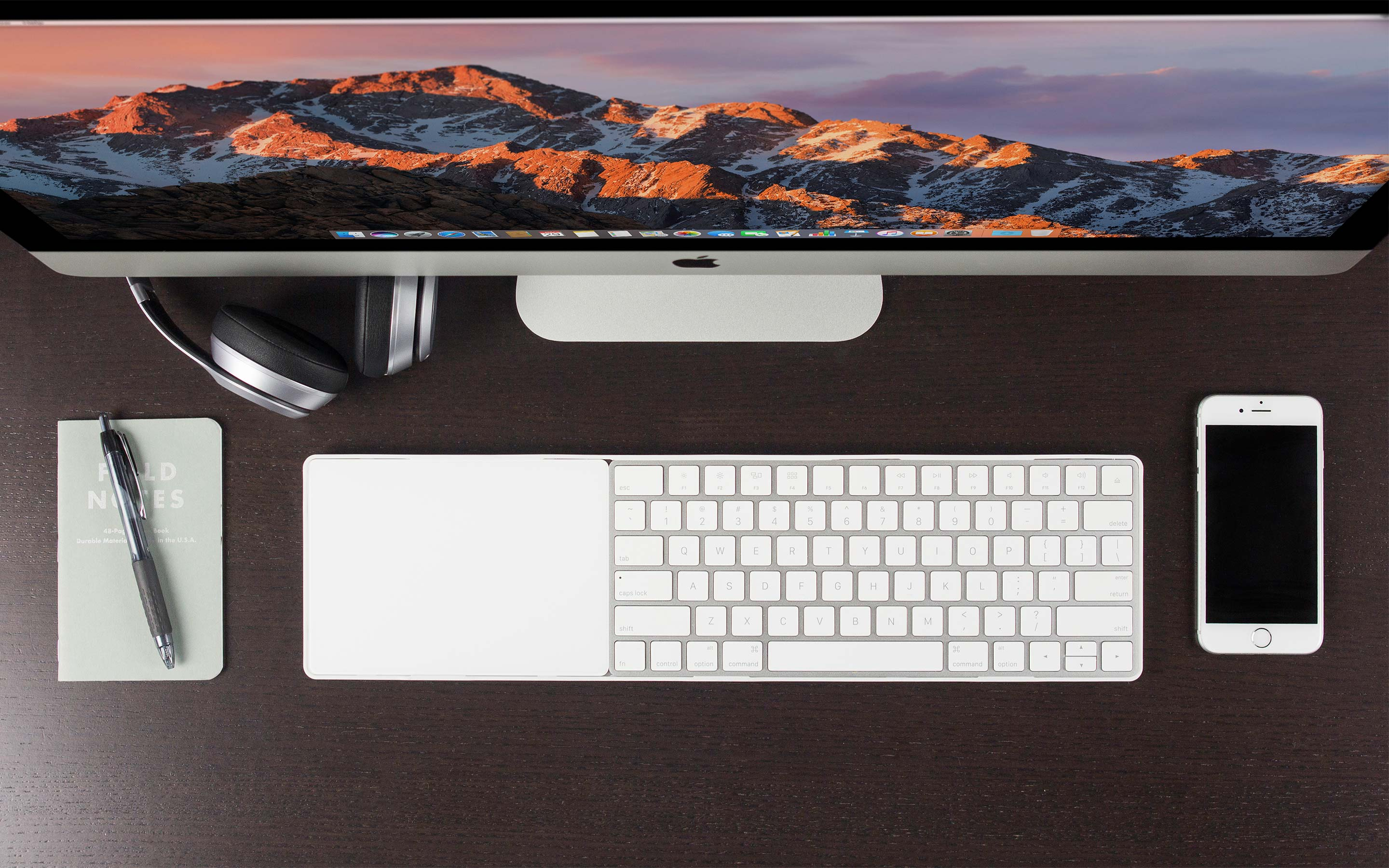 20c03fbb3ea Twelve South's new accessory connects your Apple Wireless Keyboard and Magic  Trackpad 2