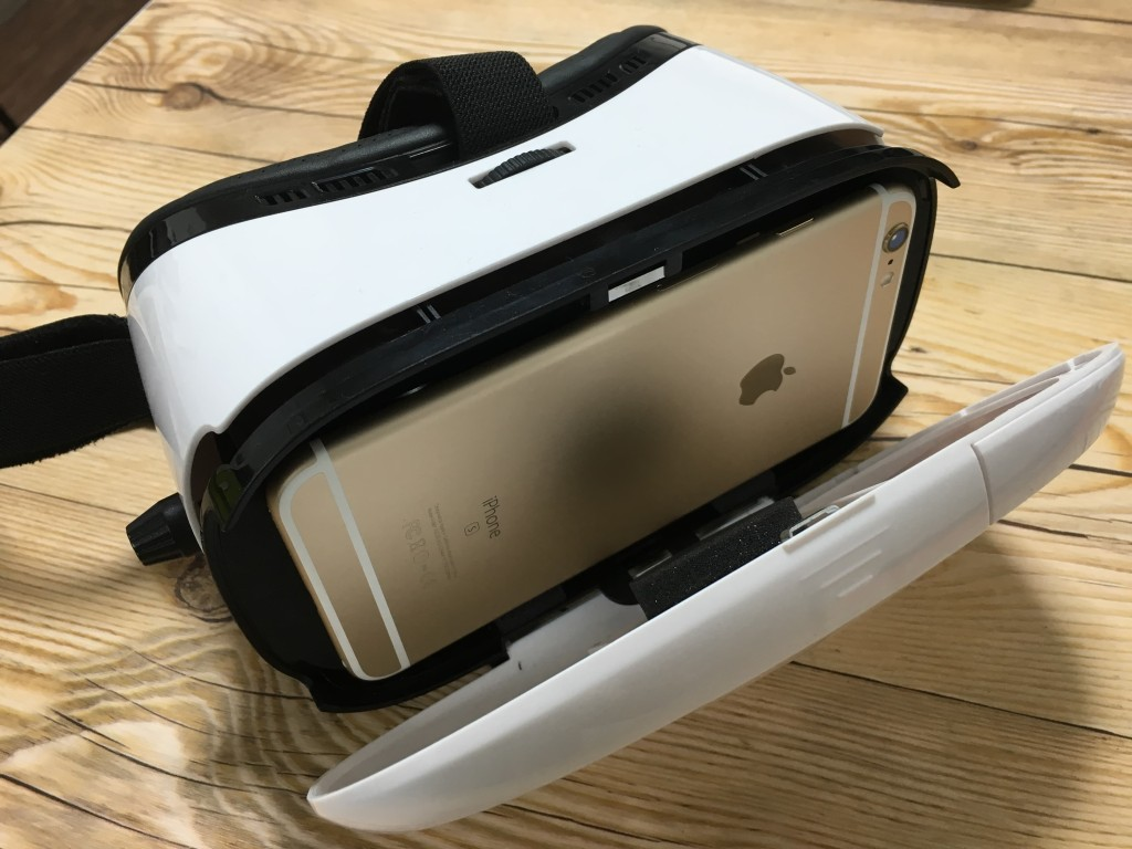VR set iphone 6S
