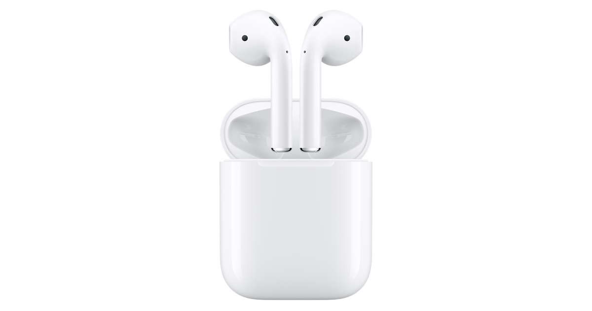 airpods product phoot