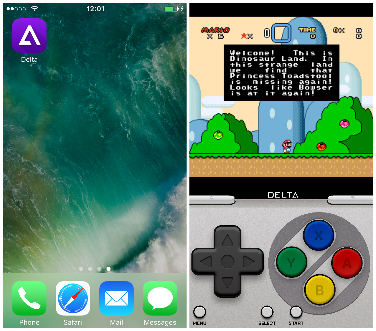 Delta emulator for iOS beta 2 released