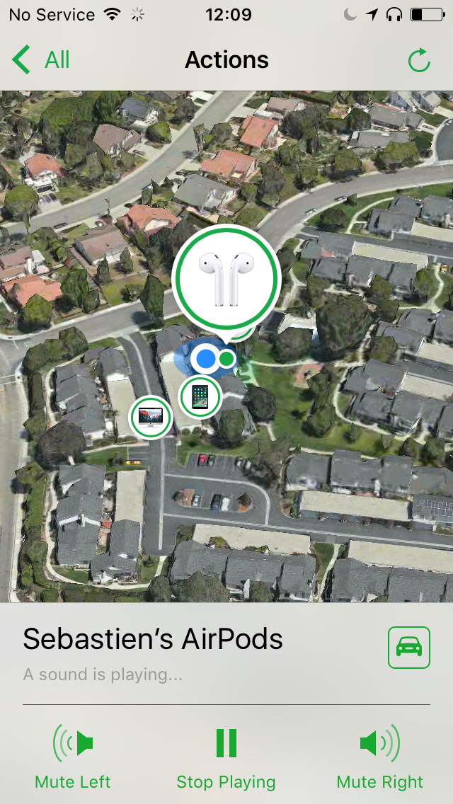super popular fb340 7ea6d How to locate your misplaced AirPods with Find My AirPods