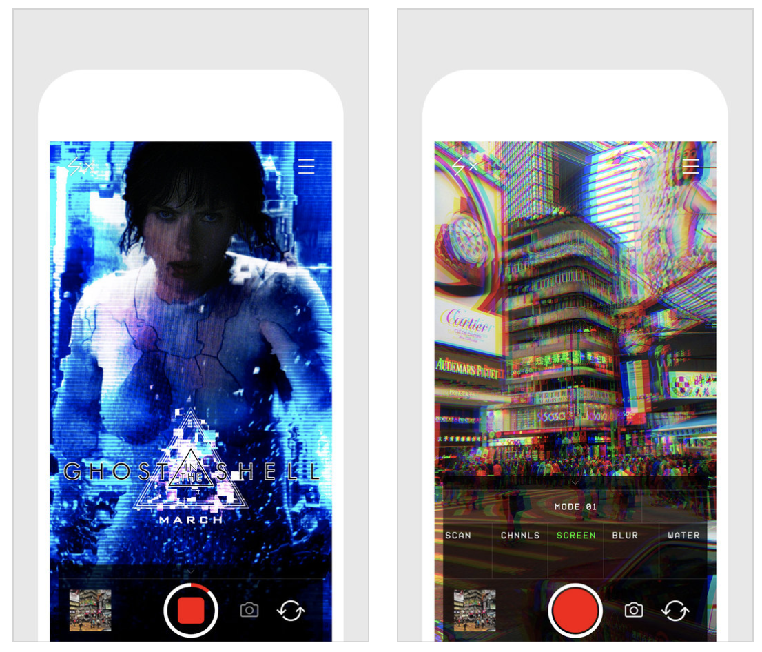 S And B Filters >> Glitch Cam, Fly Cash, Cool Cousin, and other apps to check ...