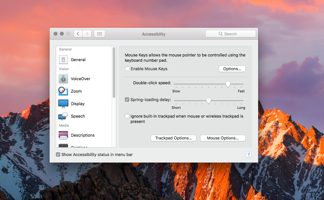How to disable inertial scrolling on your Mac