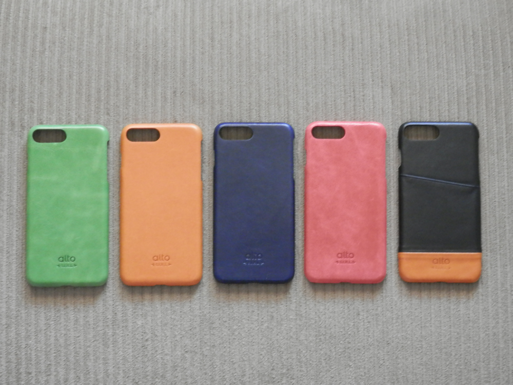 newest 8fb2e 7176e Alto makes a top-contending leather case for most iPhone models