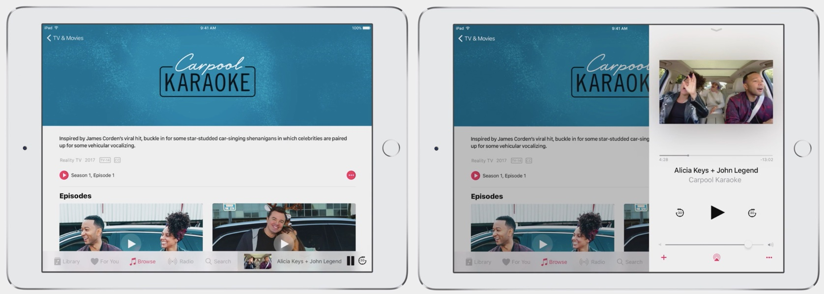 Apple Music gaining new TV & Movies section