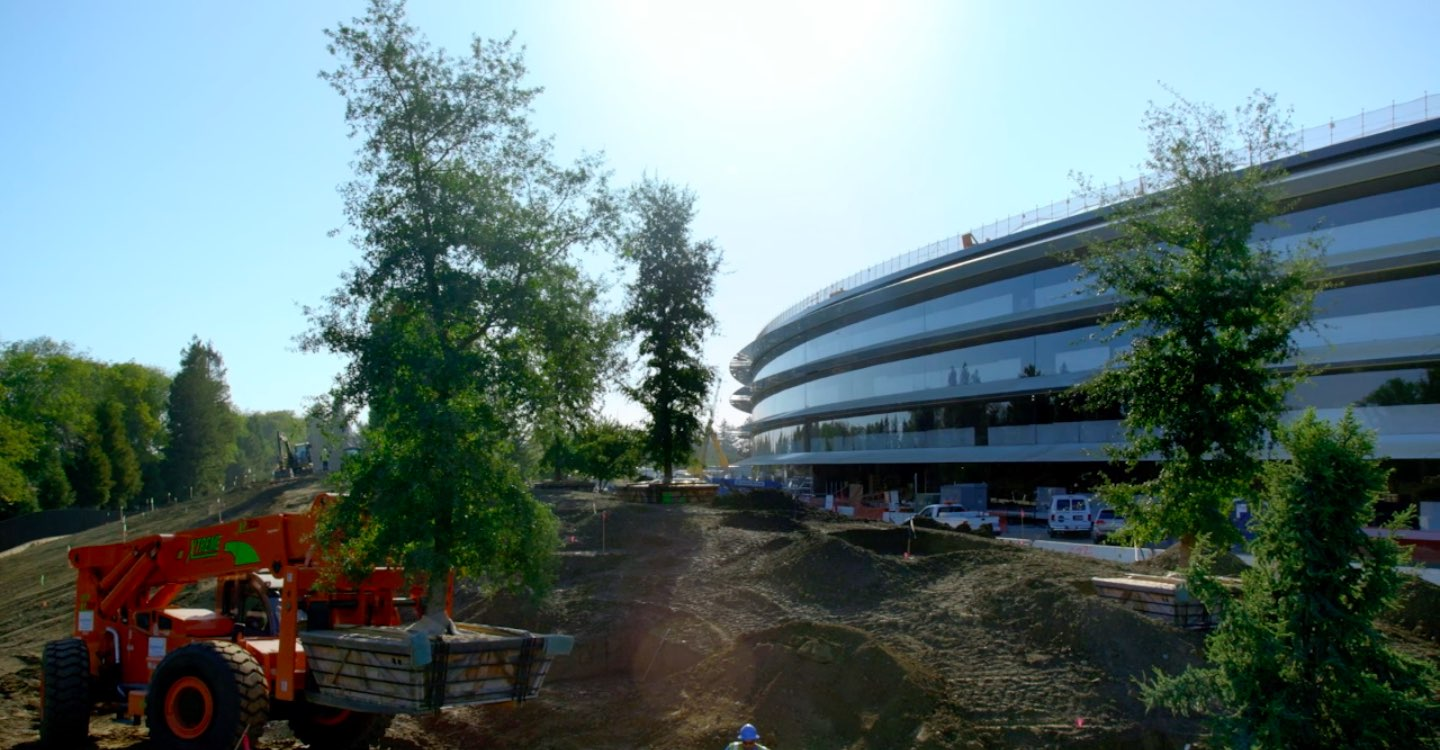 New Apple Campus Named Apple Park Opens To Employees In April