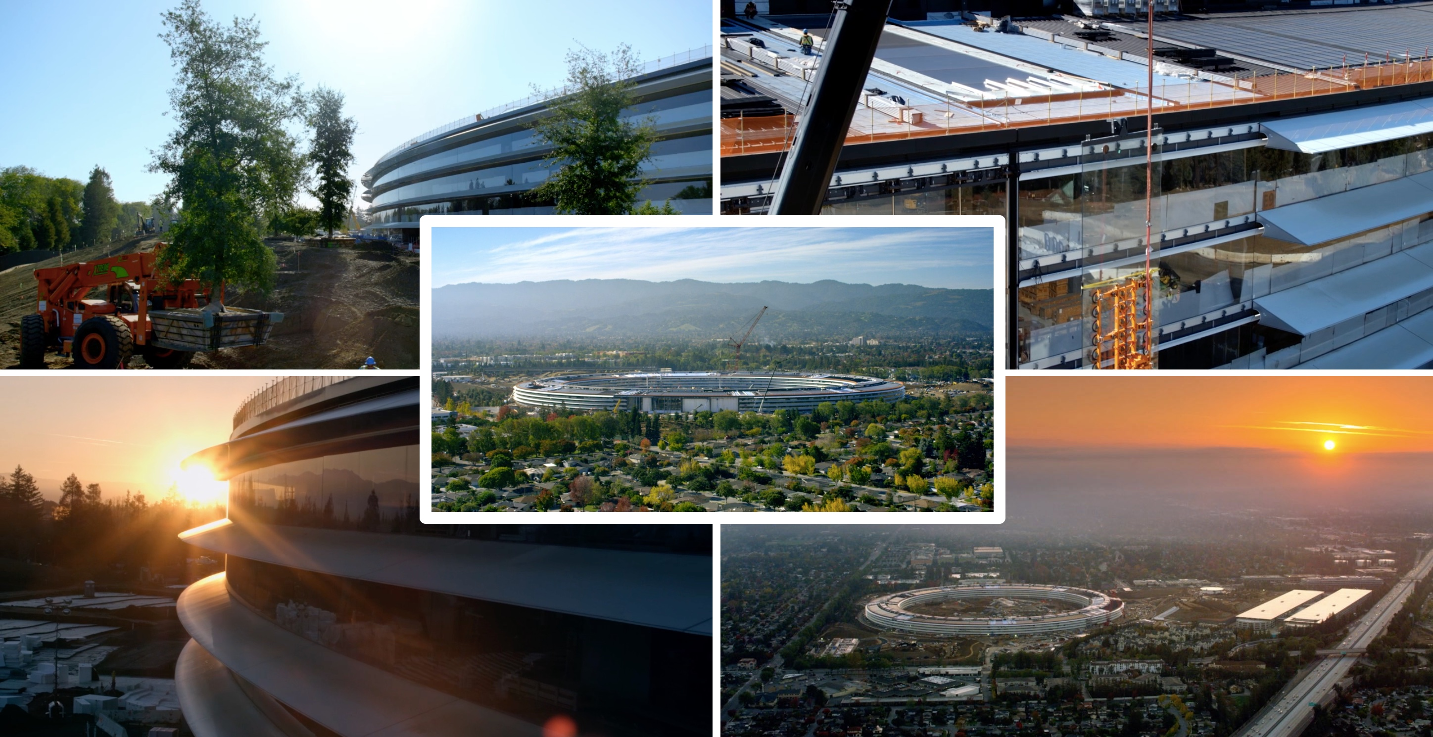 New Apple campus named Apple Park, opens to employees in April