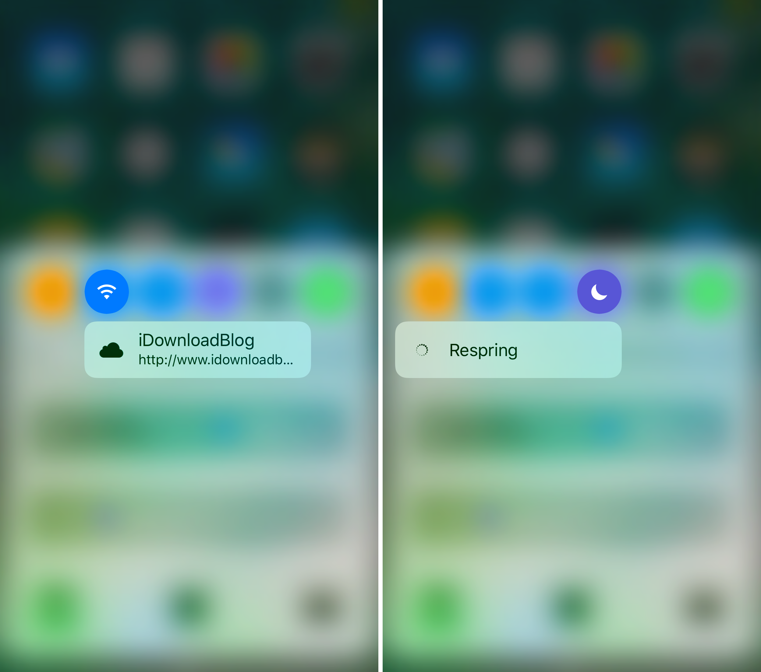 portable network graphics image iphone this tweak brings 3d touch shortcuts to center on 6126