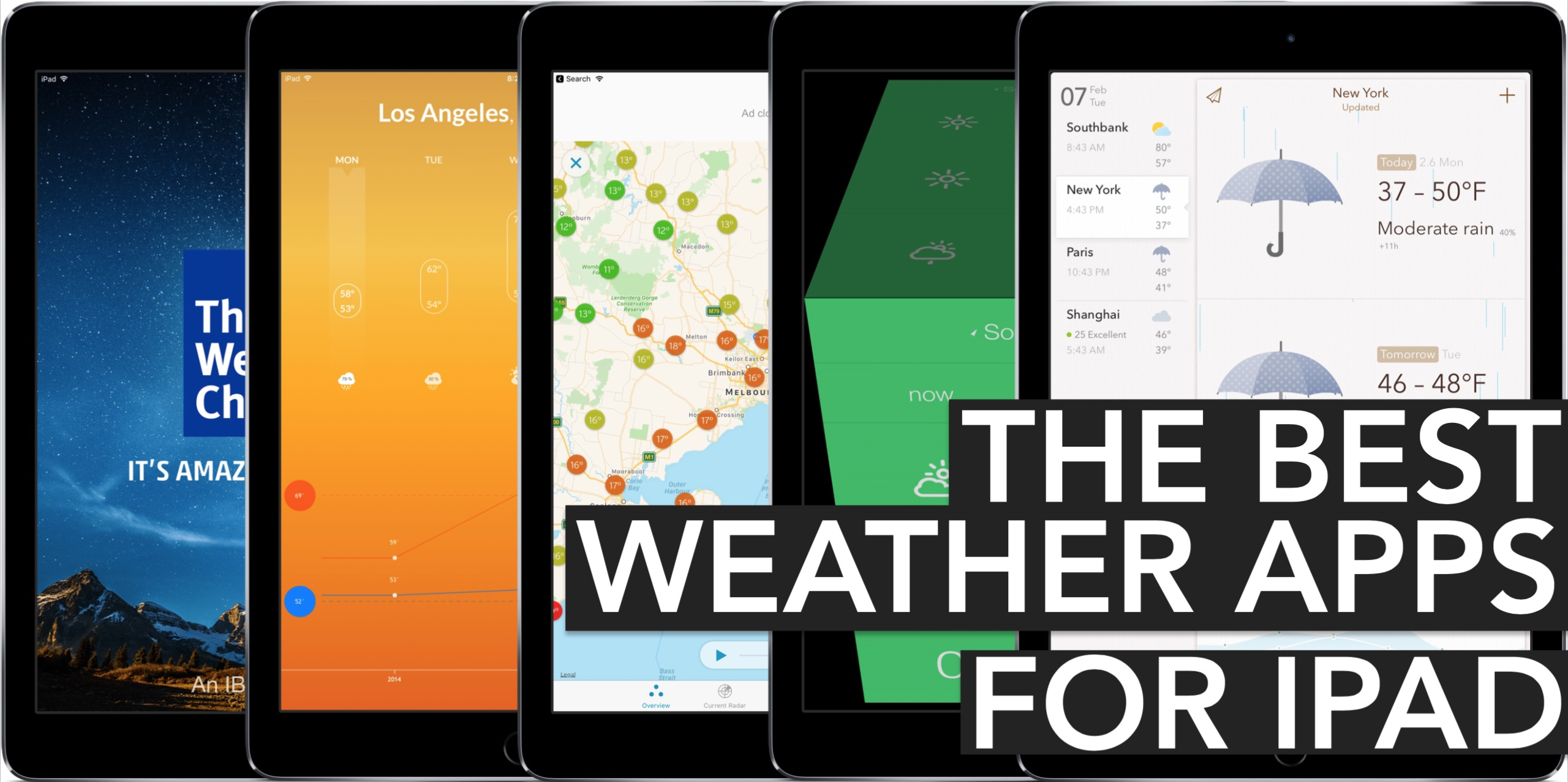 what is the best weather app for iphone the best weather apps for 21221