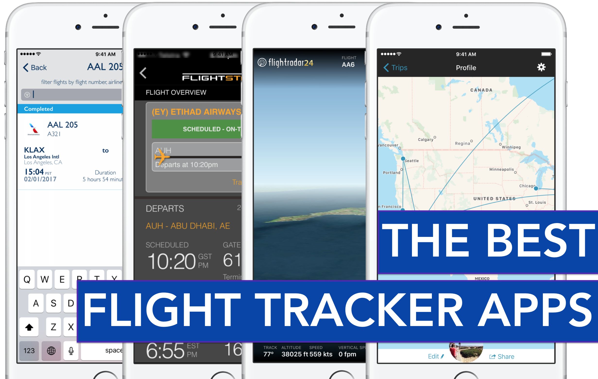 tracker apps for iphone