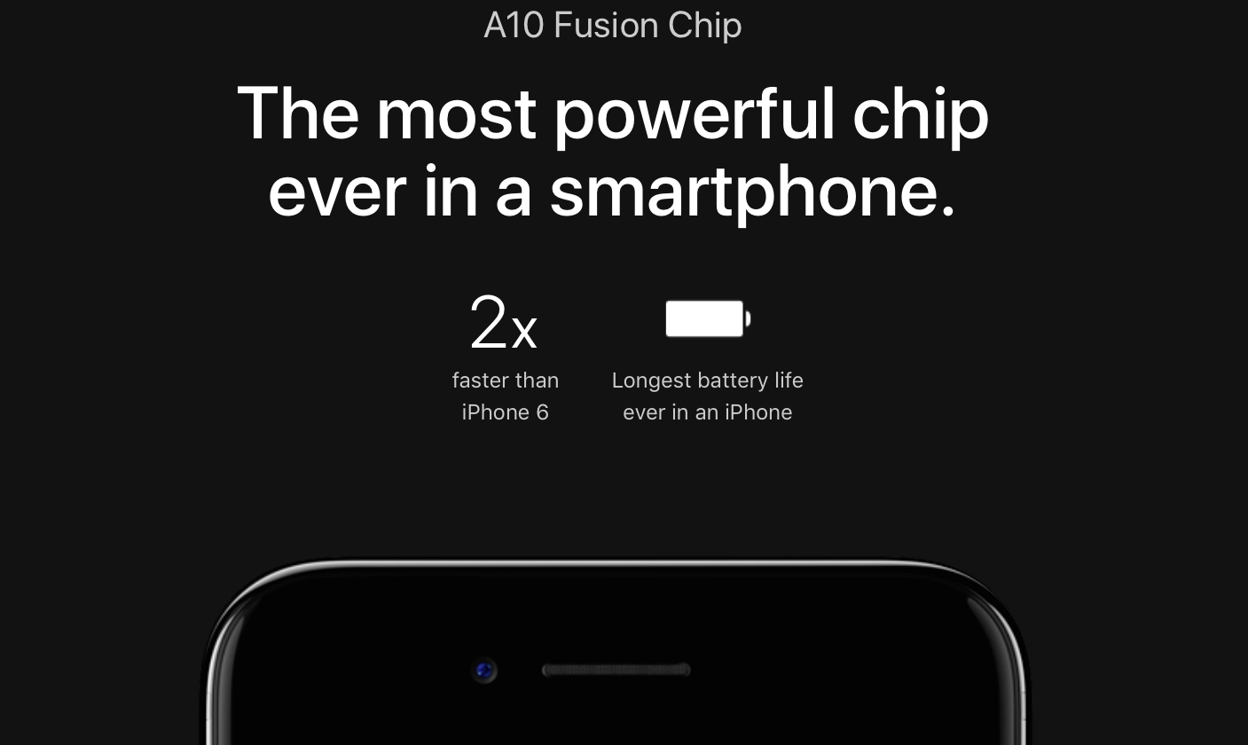 chip iphone x a11