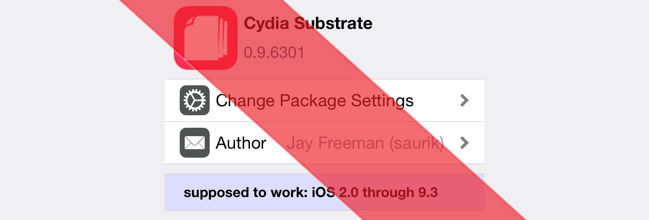 How to enter No Substrate Mode on the iOS 10 jailbreak