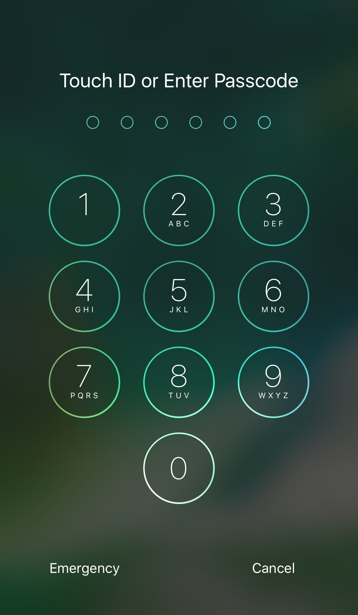 iphone lock screen this tweak prevents the passcode screen from appearing 1035