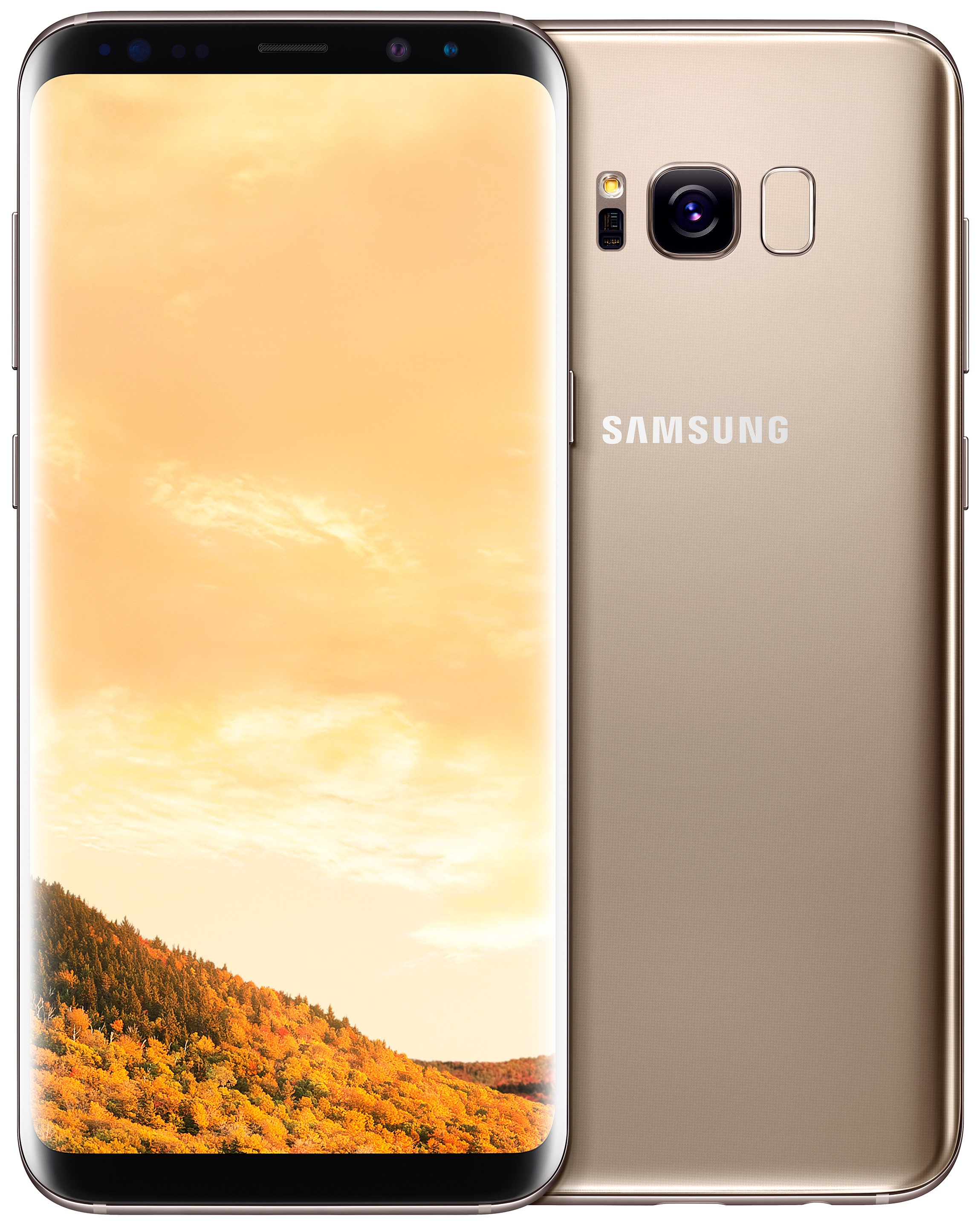 Despite rear fingerprint sensor, Consumer Reports ranks Galaxy S8