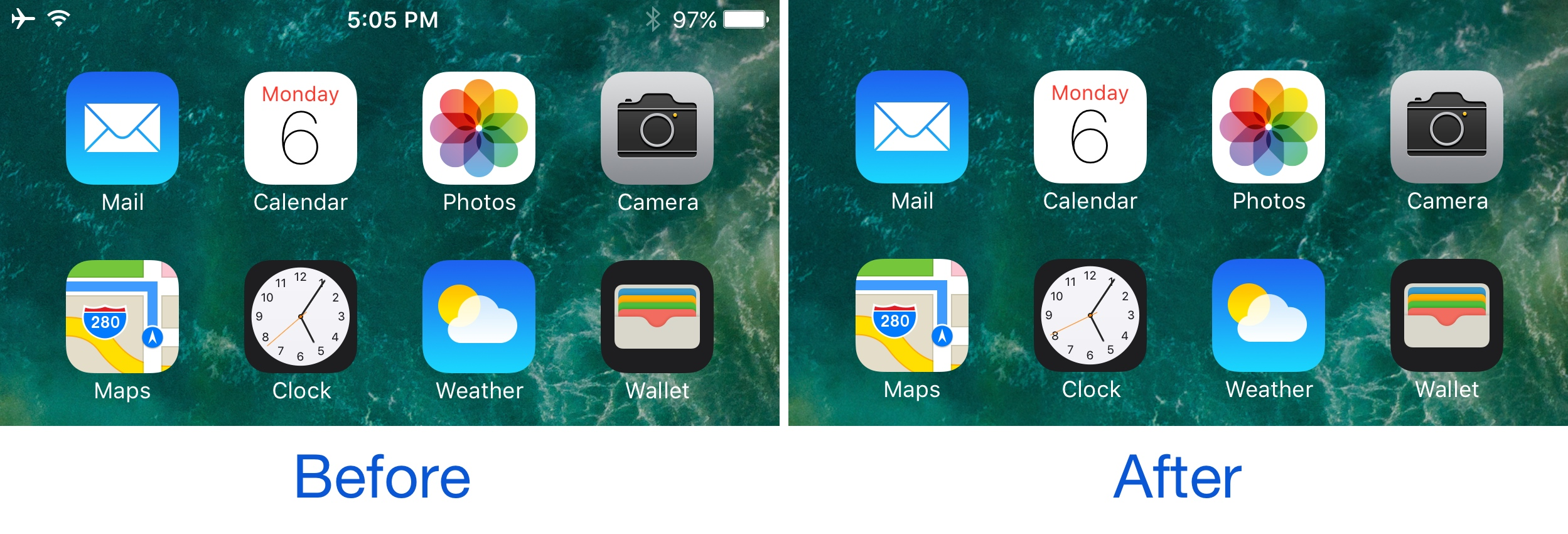 The best jailbreak tweaks for the Status Bar