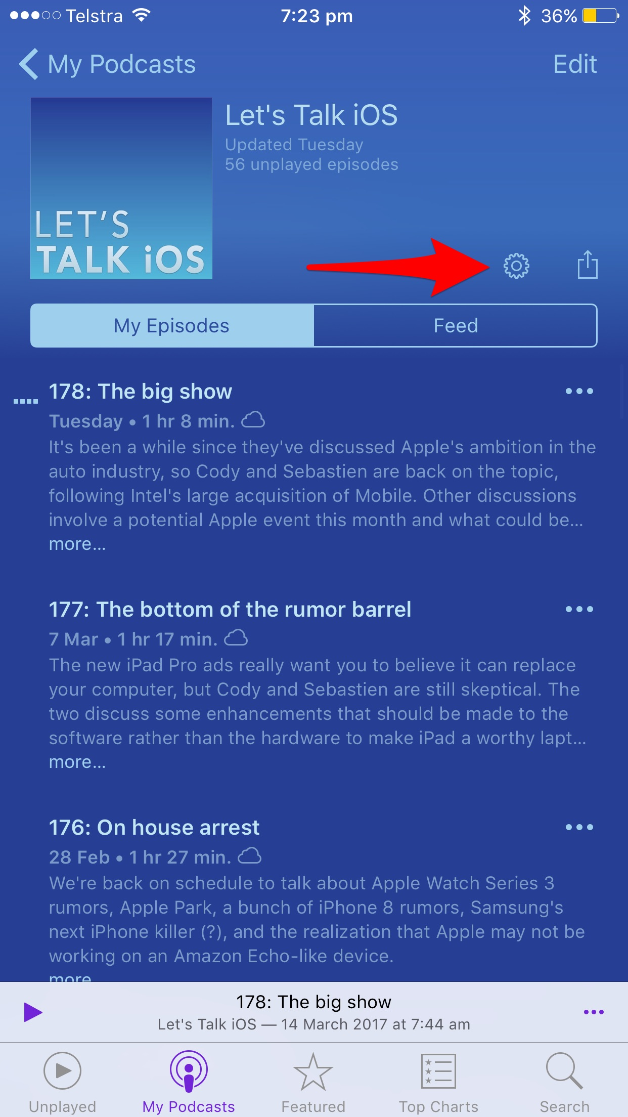 How to enable automatic downloads for your favorite podcasts