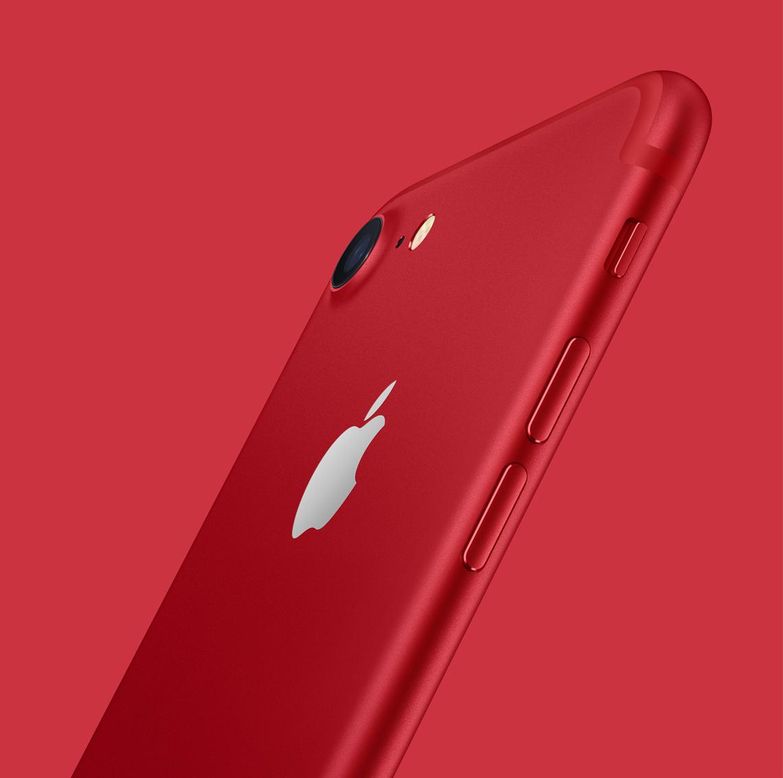Iphone  Rot Apple