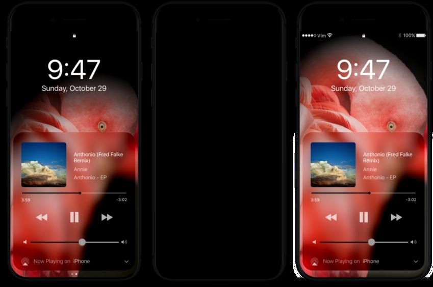 Concept Bezel Less Iphone 8 With Wraparound Amoled Screen