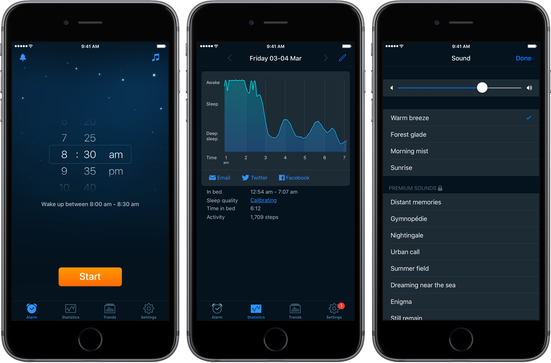 Sleep Tracker App Iphone