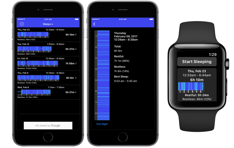 Best Sleep Tracker App Iphone