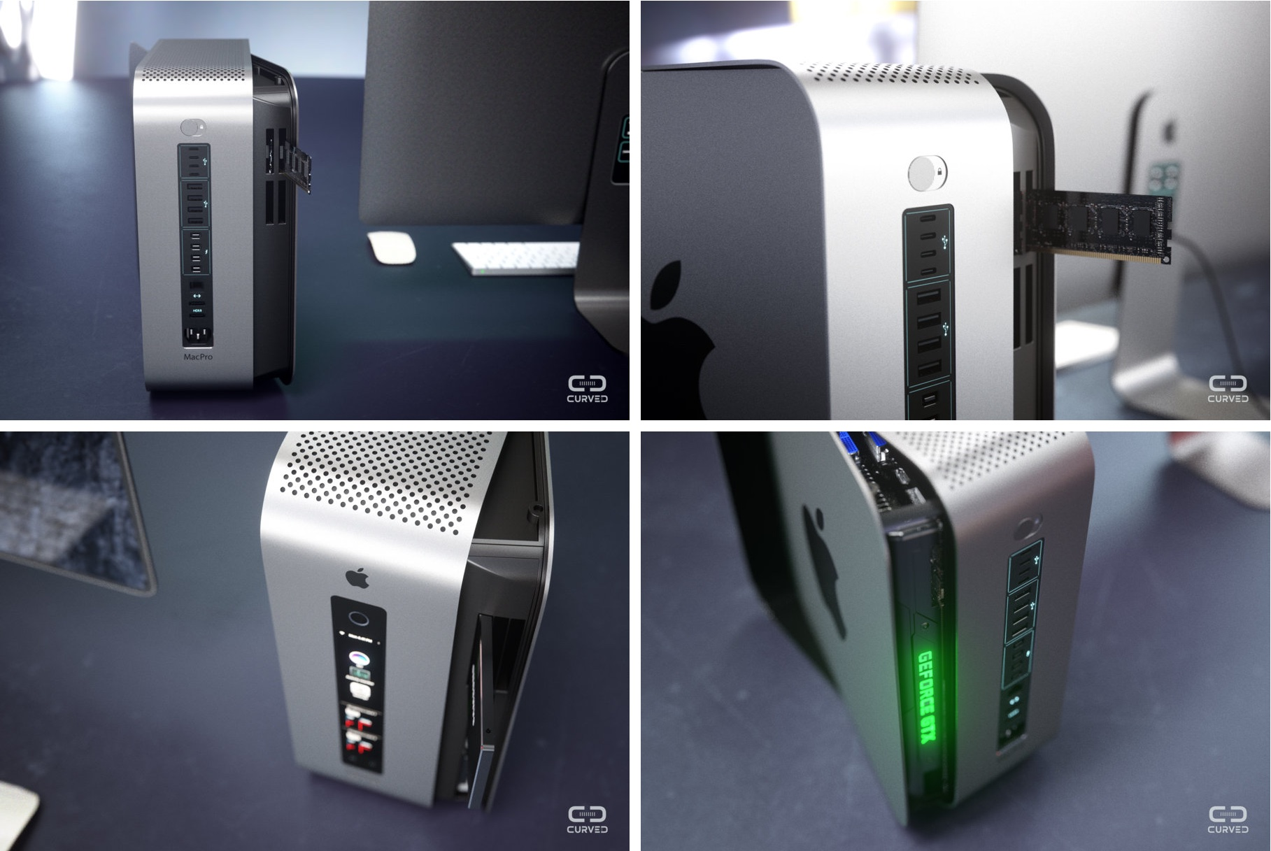 Apple officially confirms that its next-generation modular Mac Pro