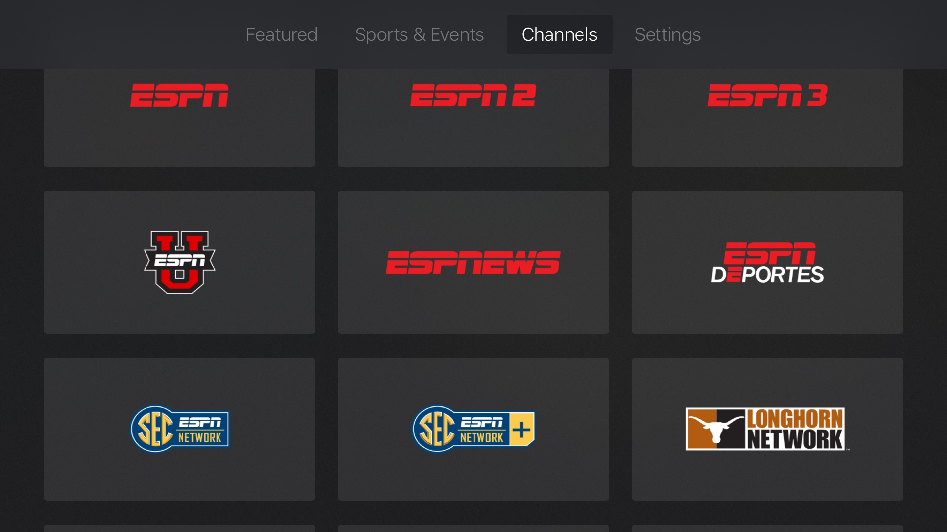 Espn Tv App For Iphone