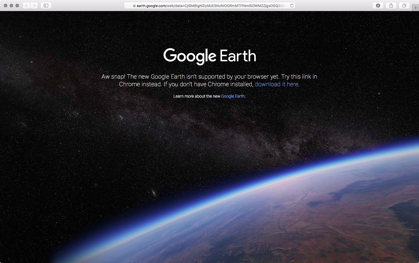google earth download