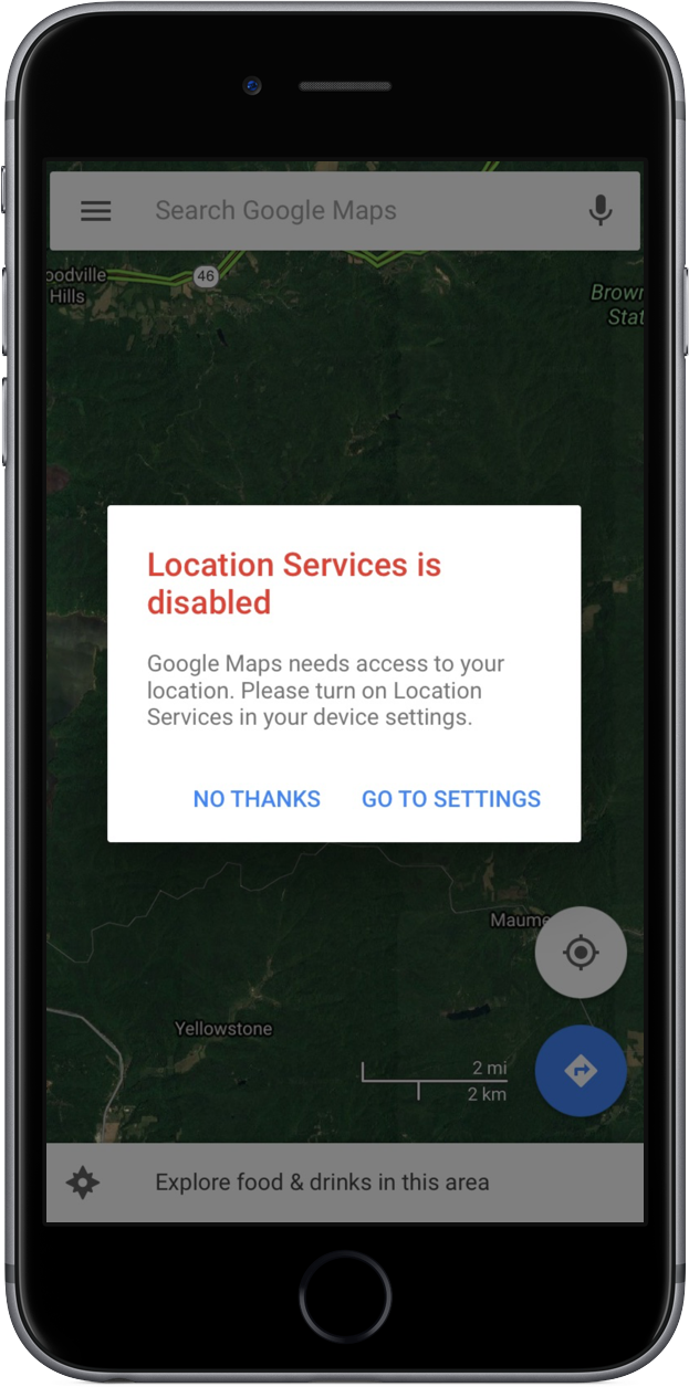 How to share your real time location on Google Maps