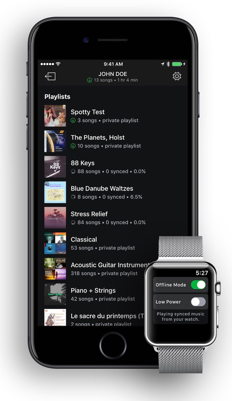 on how spotify iphone download apk to