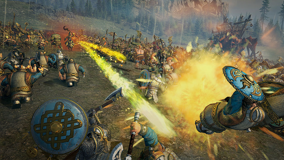 Popular PC strategy title Total War: Warhammer is coming to