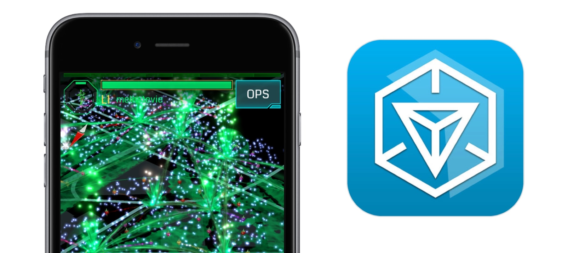best Augmented Reality apps iPhone - ingress
