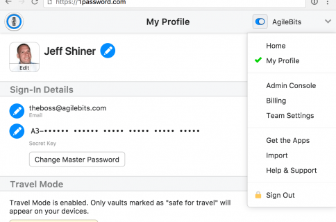 1Password 7 0 for Mac brings enhanced sidebar, drag and drop, pop