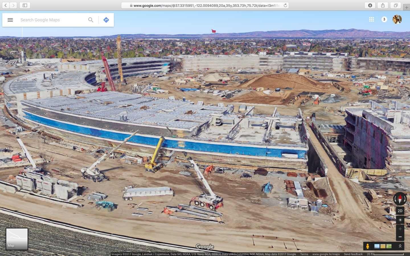 Google Maps gains 3D imagery of Apple Park on google maps via satellite, google air view, google maps sea of galilee, google maps pacific northwest, google maps hybrid mode, google maps watsonville, google maps glitches, google maps navigation, google my home aerial view, google maps allentown pennsylvania, google maps etobicoke, google maps bike trails, google street view, google maps road map, google maps earth, google maps southeast united states, google satellite home search, google earth home, google satellite united states,