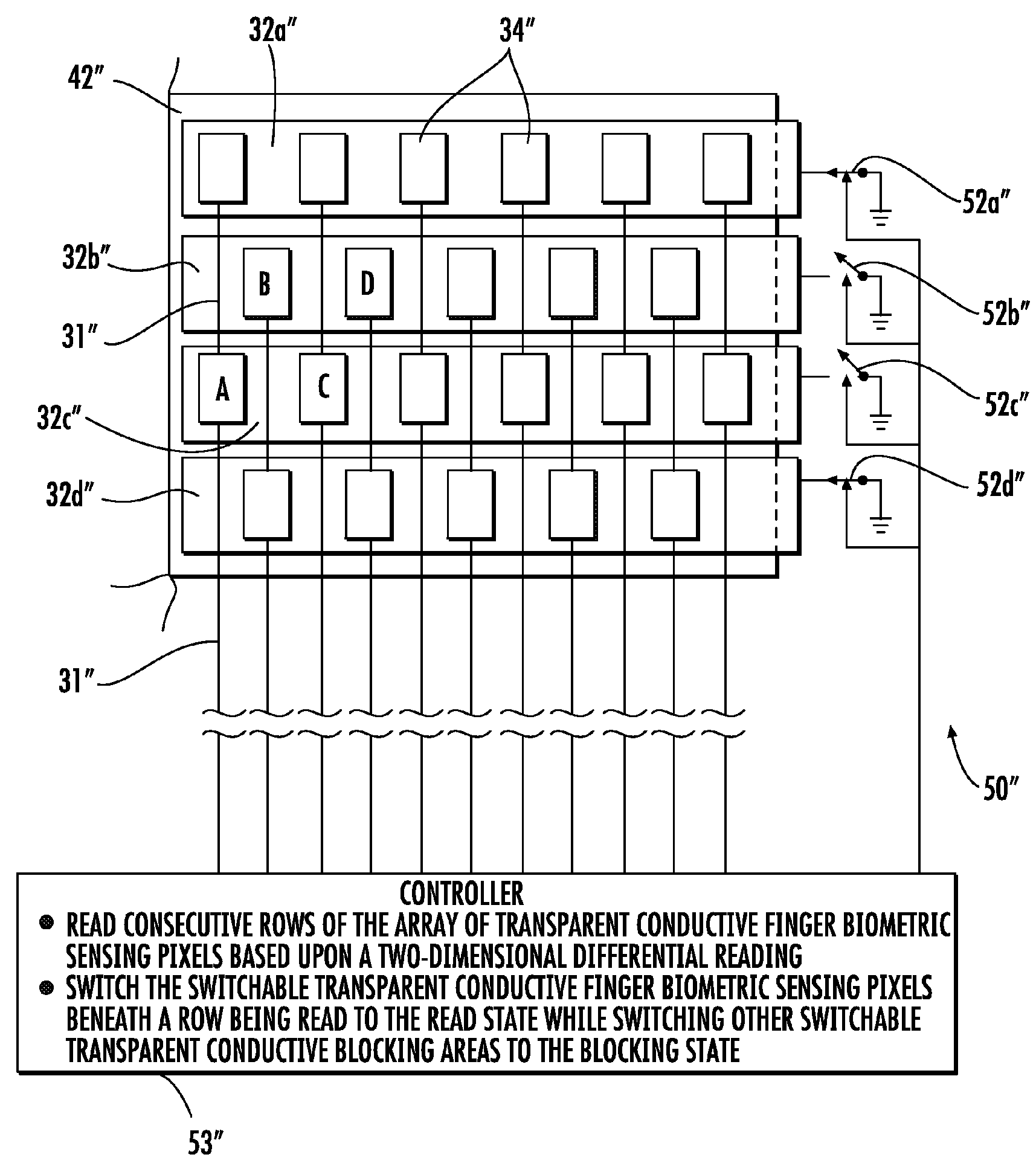 Apple Awarded Key Iphone 8 Patents For In Screen Touch Id Edge To Macbook Pro Diagram According The Description An May Support Ipad And Devices Late 2016 Is First