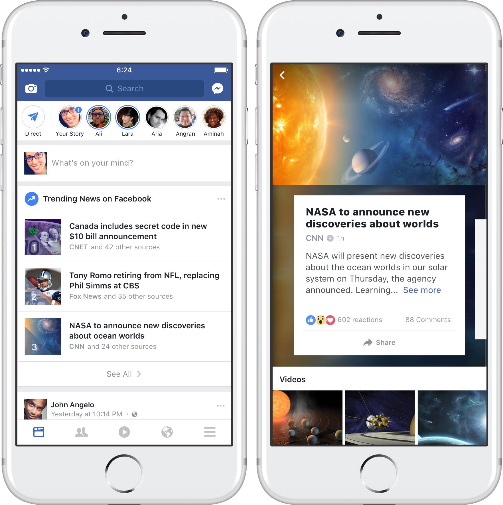 New Facebook App for the iPhone on the Way