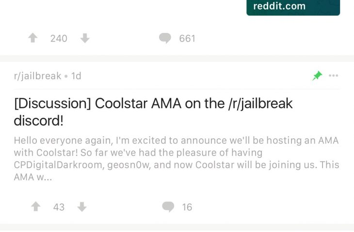 Reddit Enhanced is a tweak that lets you customize the