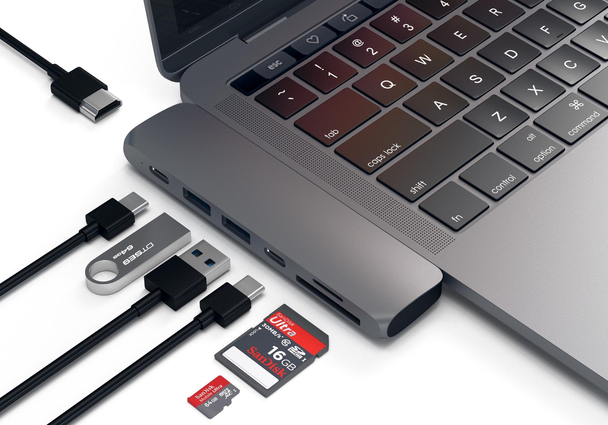 mac book pro ports