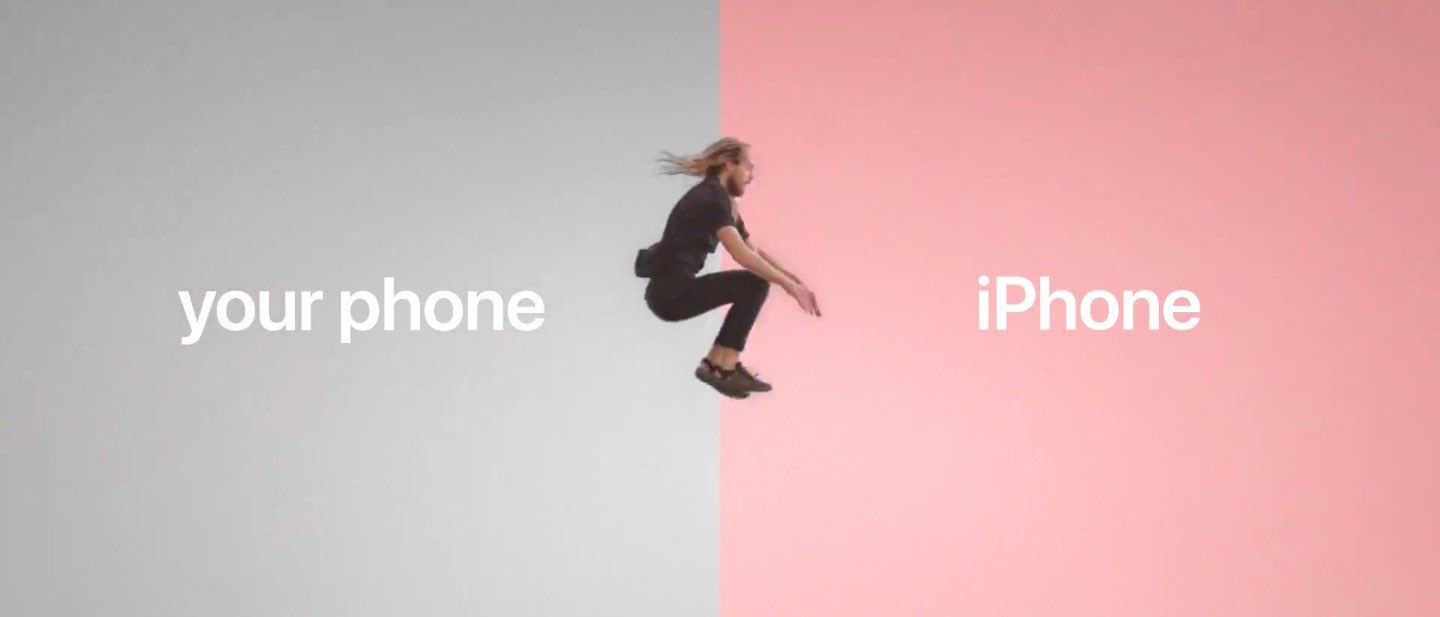 Apple Shares 3 New Switch To Iphone Ads