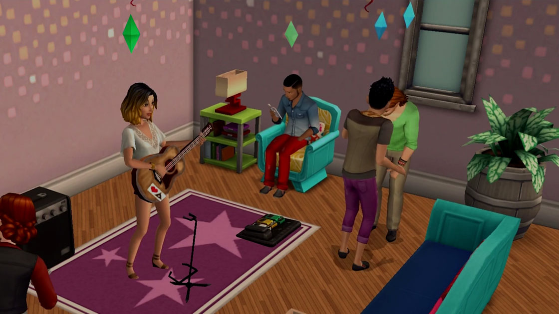 The Sims Mobile soft-launches, brings all the features of