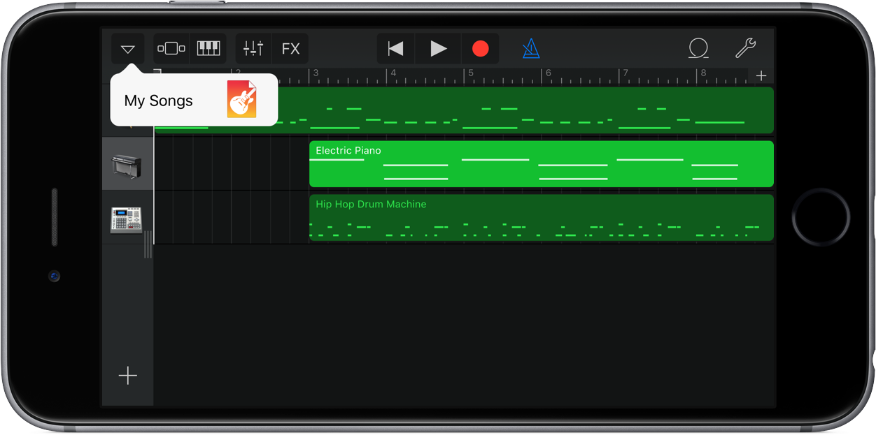 How To Create A Ringtone Or Text Tone In Garageband