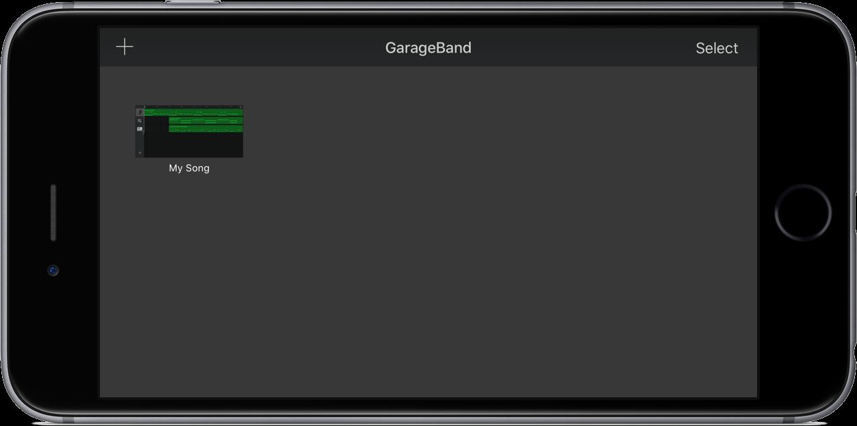 ringtone garageband