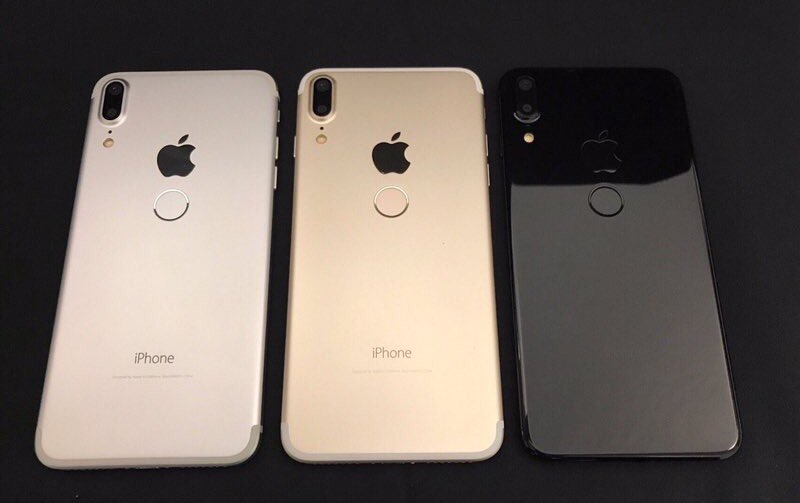Check out this iPhone 8 clone with rear fingerprint sensor