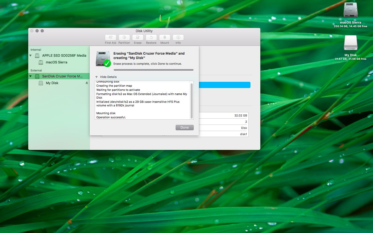 How to erase and format external disks on your Mac