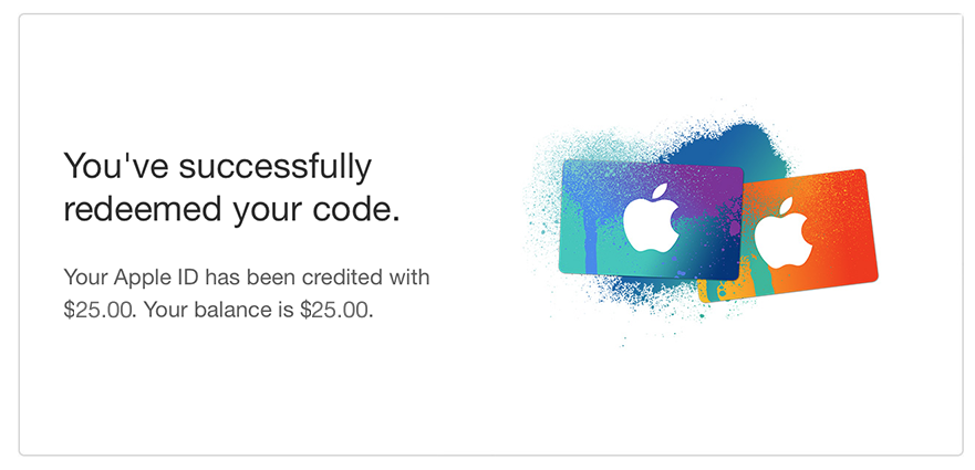 How To Redeem Itunes Or Apple Music Gift Cards