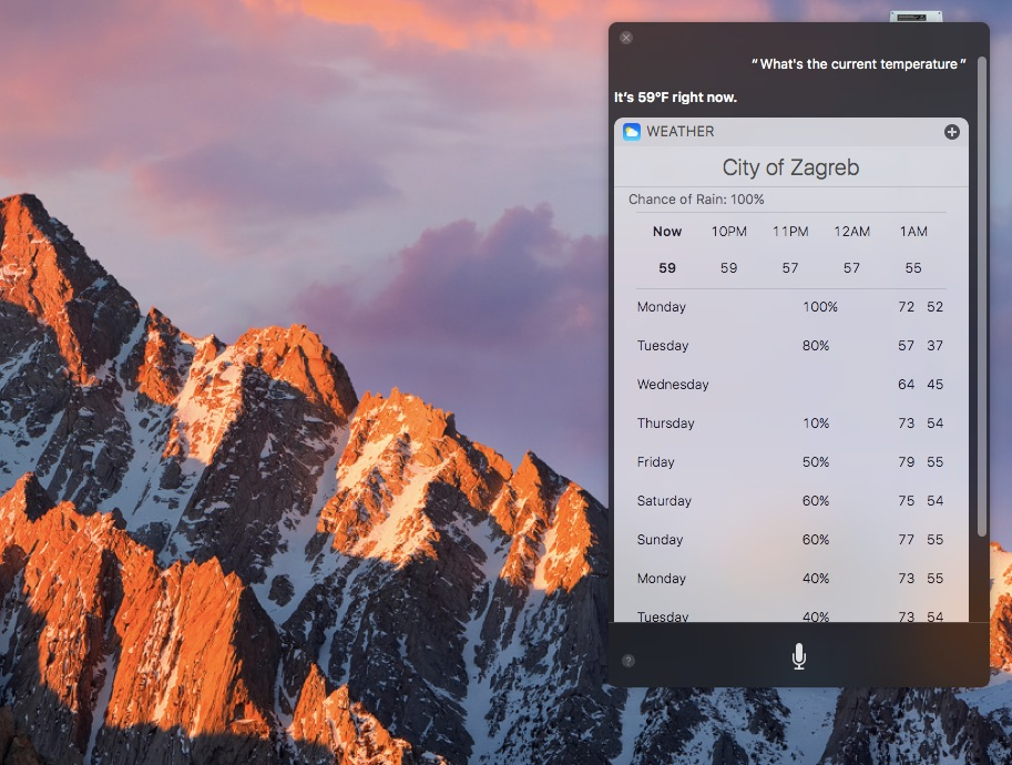 How to switch between Celsius and Fahrenheit on your Apple devices
