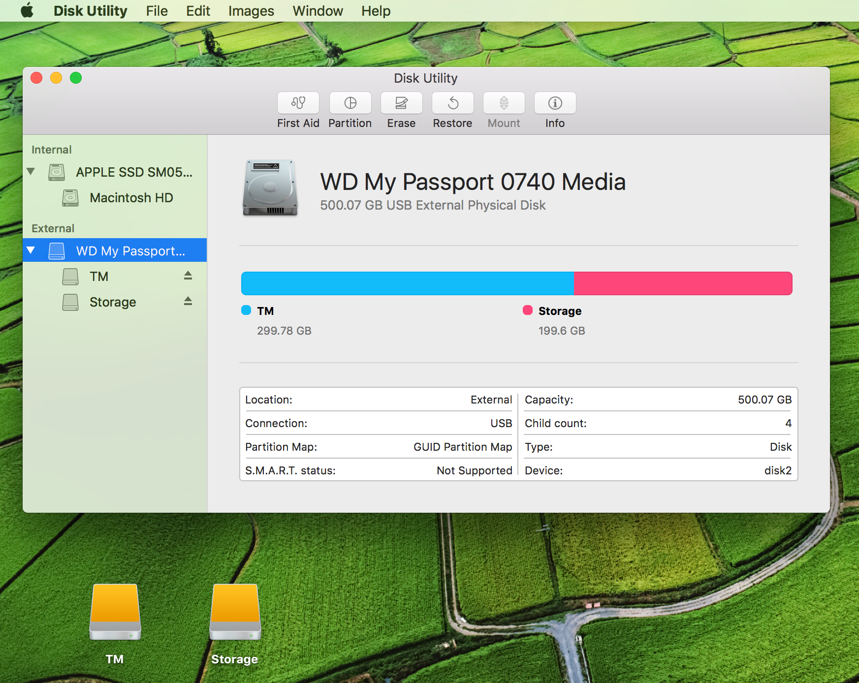 mac disk partition utility