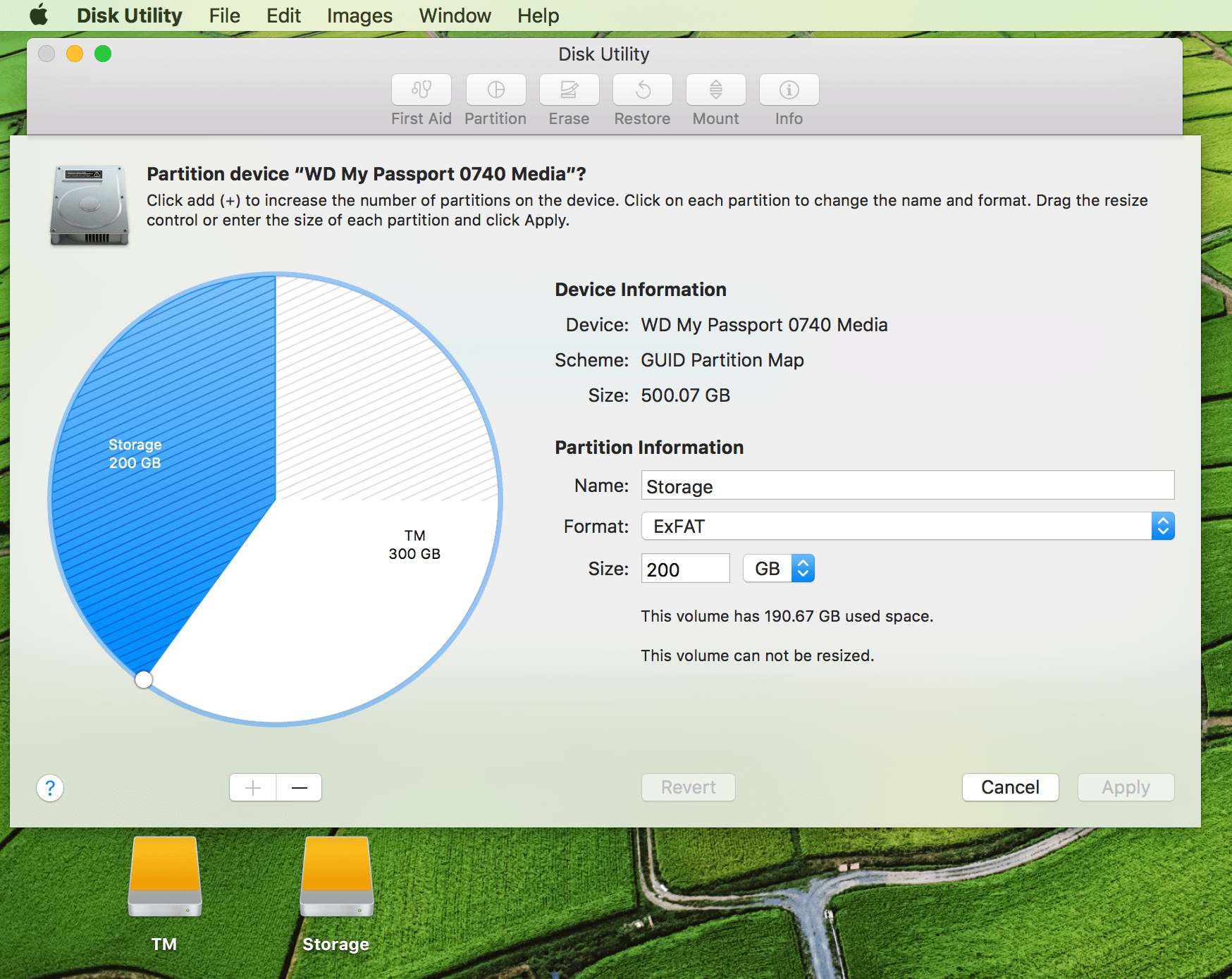 How to remove disk partitions on a Mac with Disk Utility