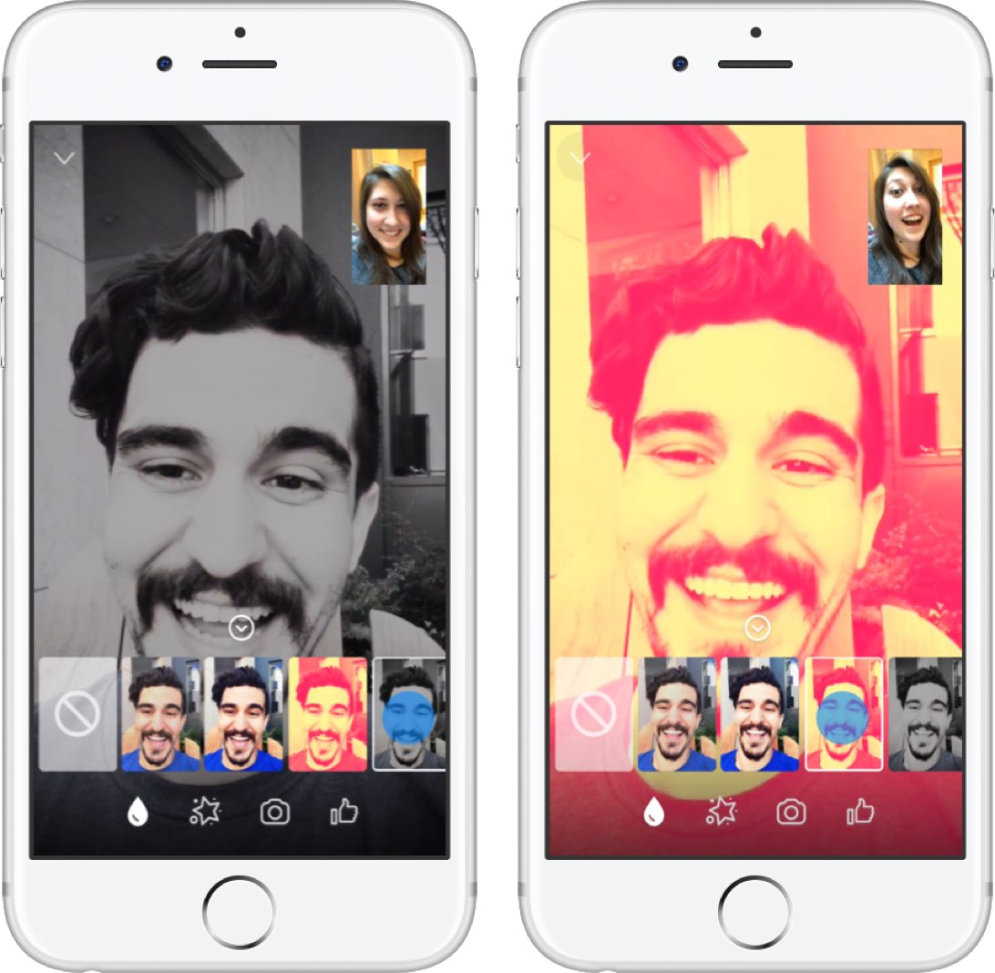 How to do video call on fb messenger